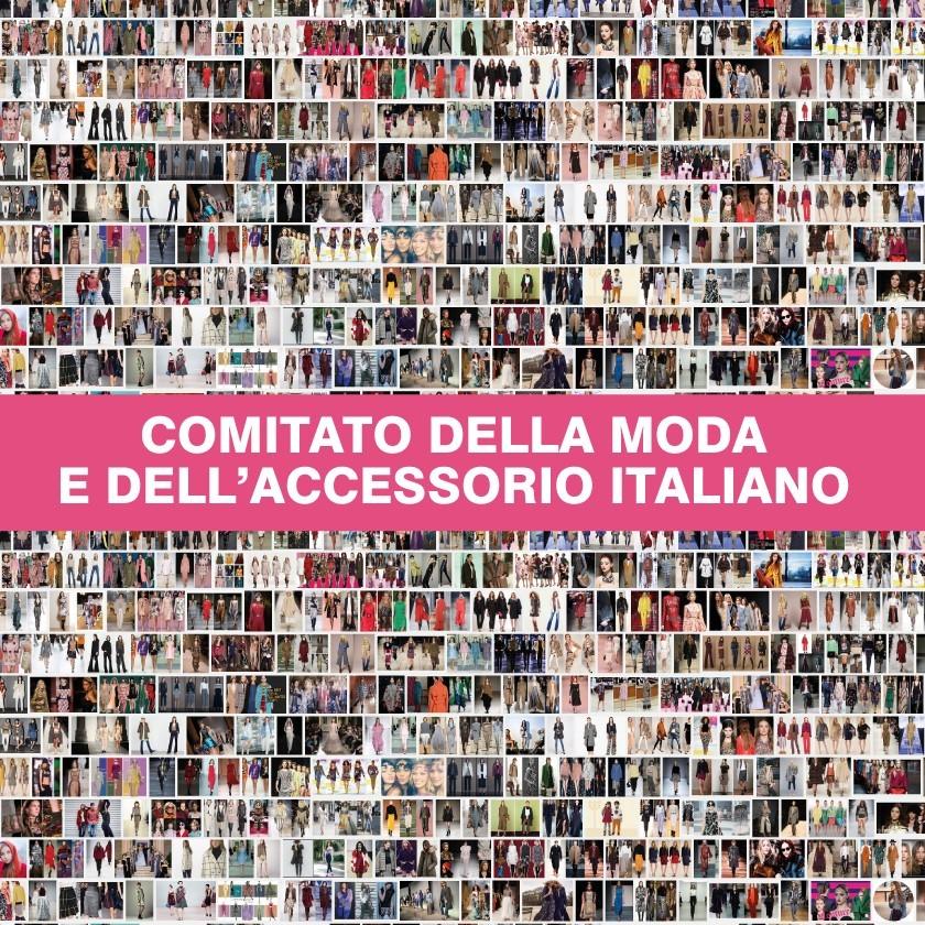 Nasce Il Comitato Della Moda E Dell'accessorio Italiano
