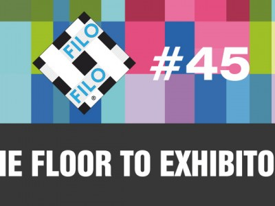 The 45th Edition Of Filo: The Floor To Exhibitors