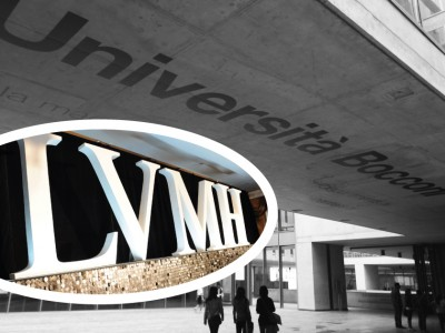 LVMH With Bocconi University For A Chair In Luxury