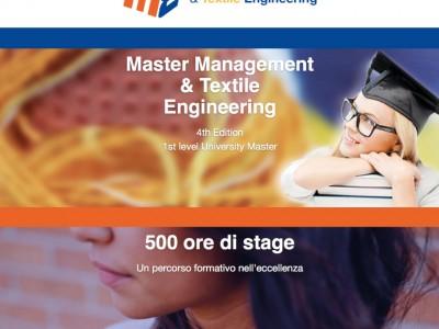 Iscrizioni Aperte Per Il Master In Management And Textile Engineering