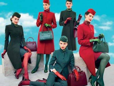 """""""Made In Italy"""" Takes Flight With Alitalia"""
