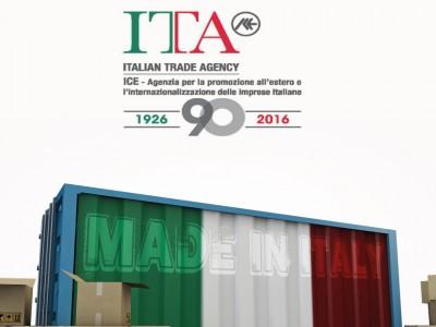 """Ice-Agenzia """"fotografa"""" L'Italia Che Esporta"""