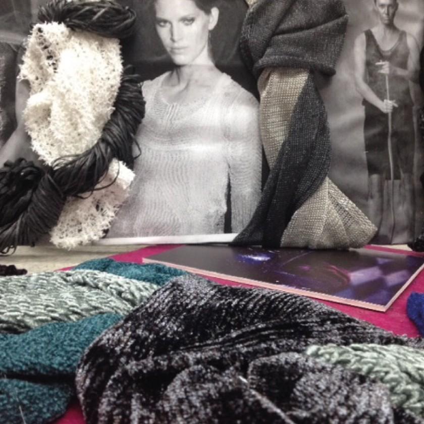 Luigi Boldrini e figli: the long history of chenille yarn   News