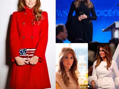 Come Si Vestirà Melania Trump?