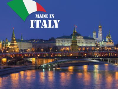 Made In Italy Is Shining In Moscow Once Again