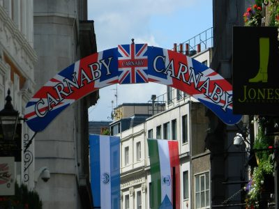 Carnaby Street, The Street That Changed Fashion Forever