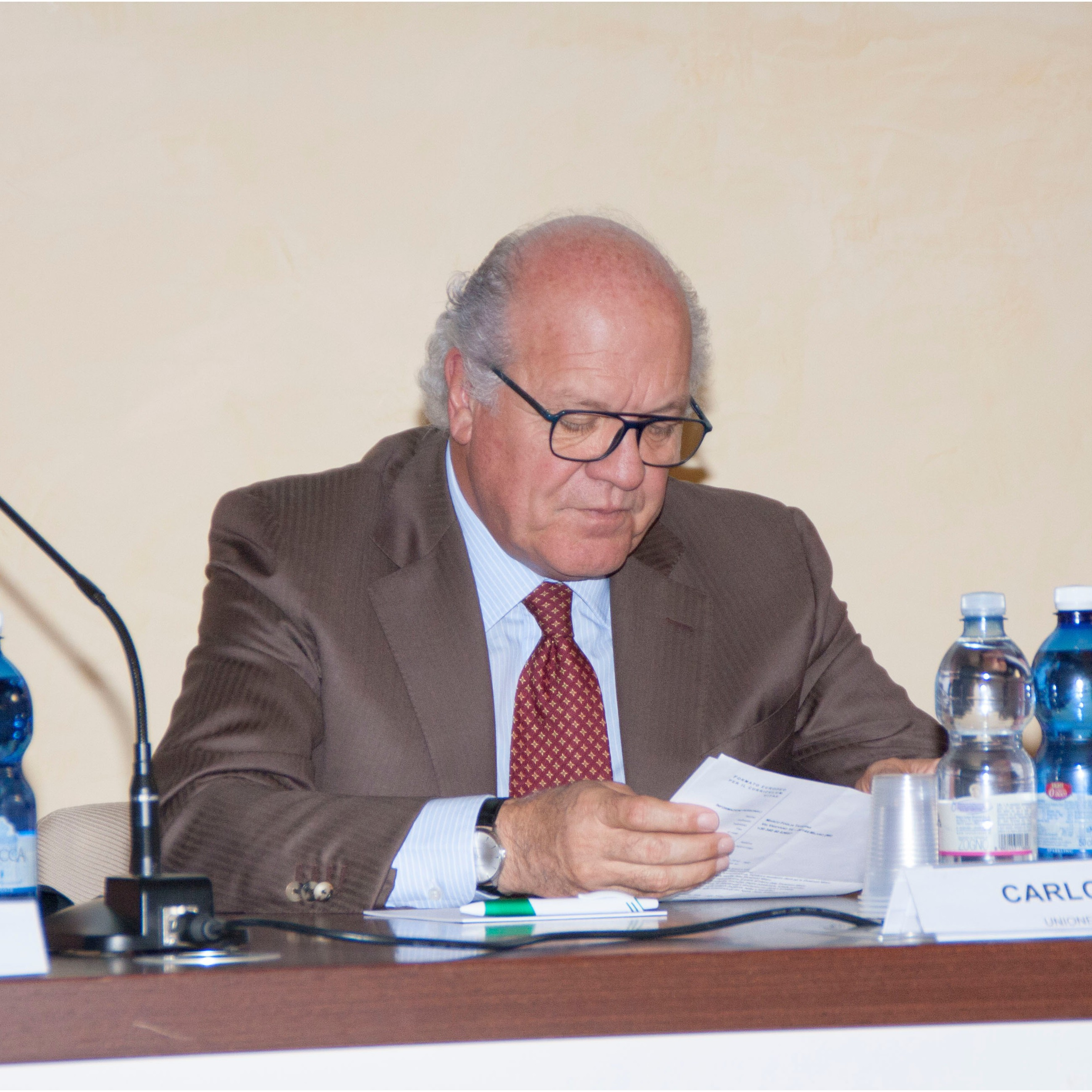 The 49th Edition Of Filo: Inauguration In The Memory Of Silvio Albini
