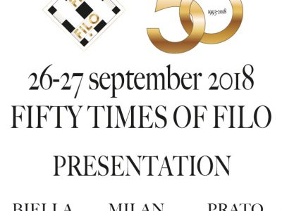 Dates For The Presentation Of The 50th Edition Of Filo