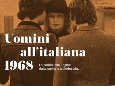 Uomini All'italiana, An Exhibition By Ermenegildo Zegna Group