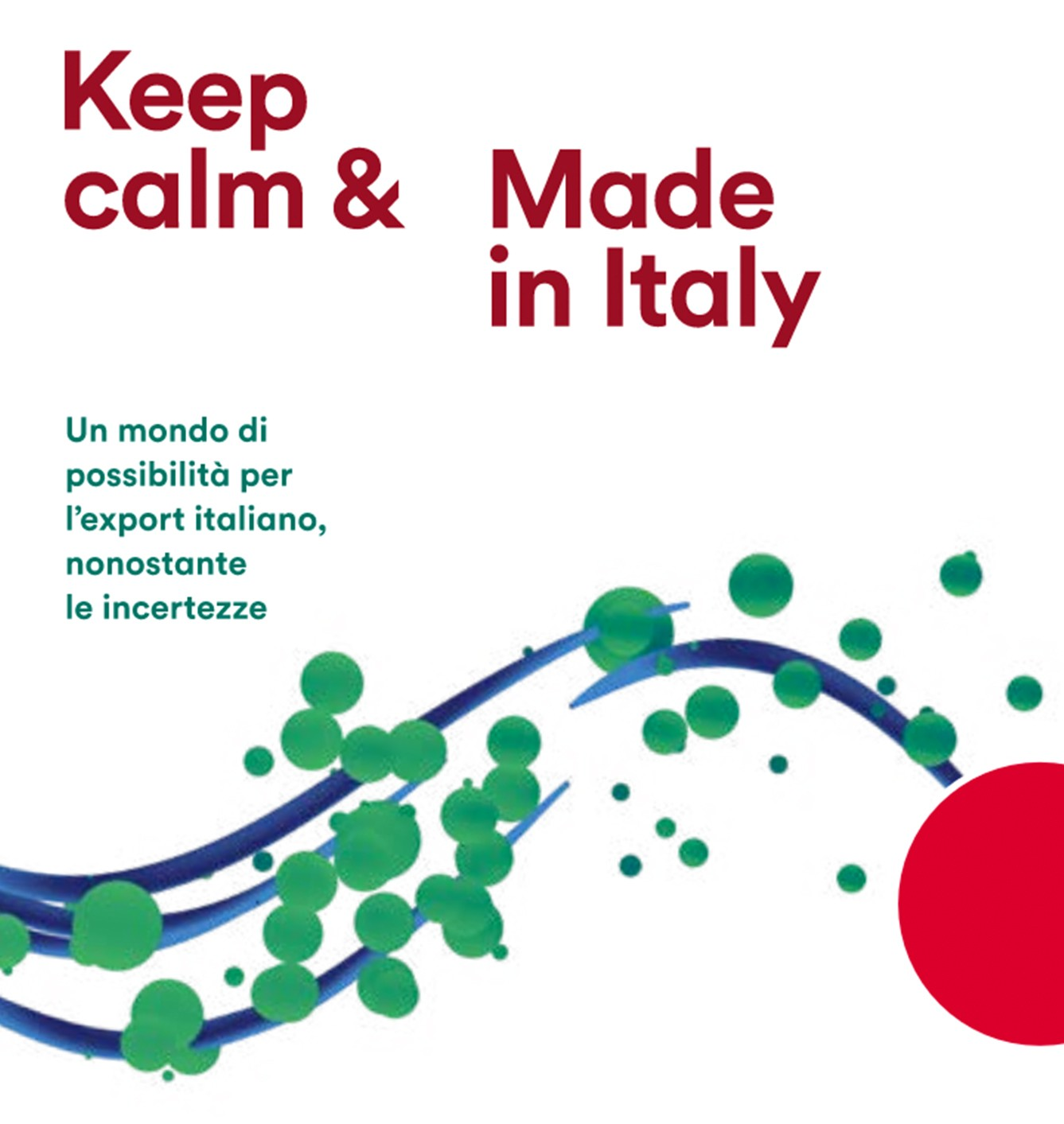Keep Calm & Made In Italy