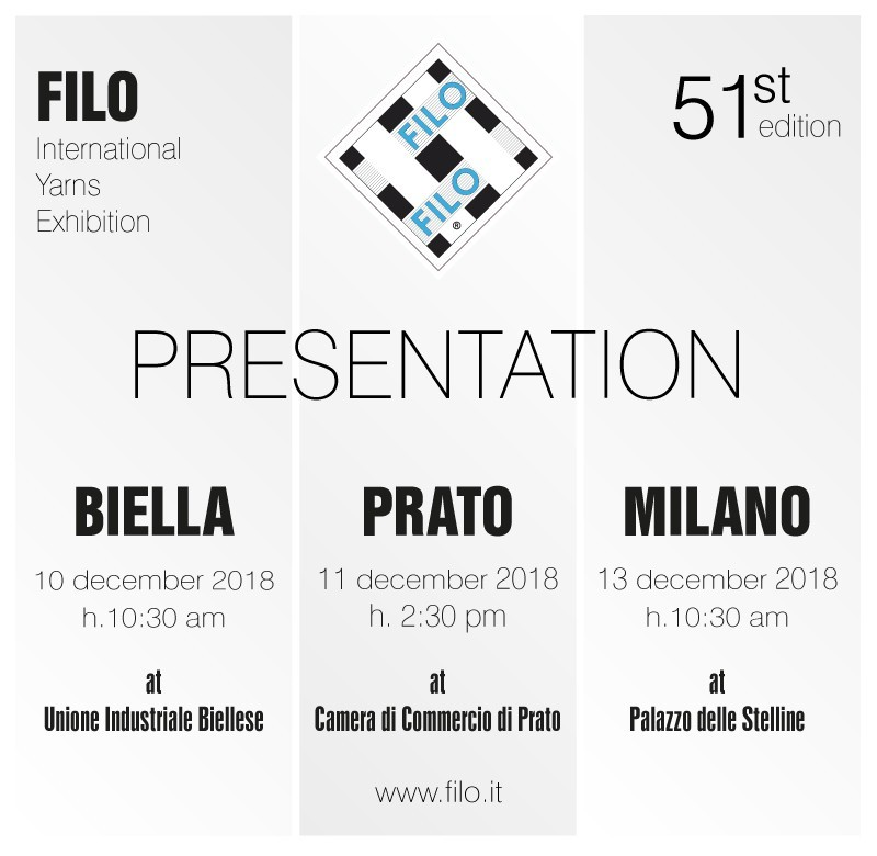 The Road-show's Agenda For The 51st Edition Of Filo