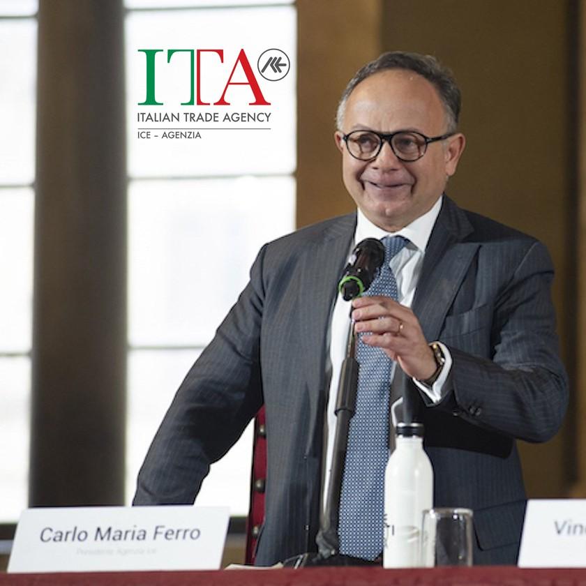 Carlo Maria Ferro Nuovo Presidente Ice