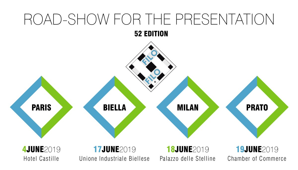 Save The Date: The Days Of Filo Road-show