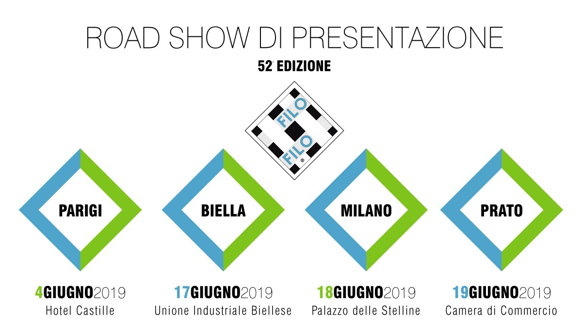 Save The Date: Le Giornate Del Road Show Di Filo