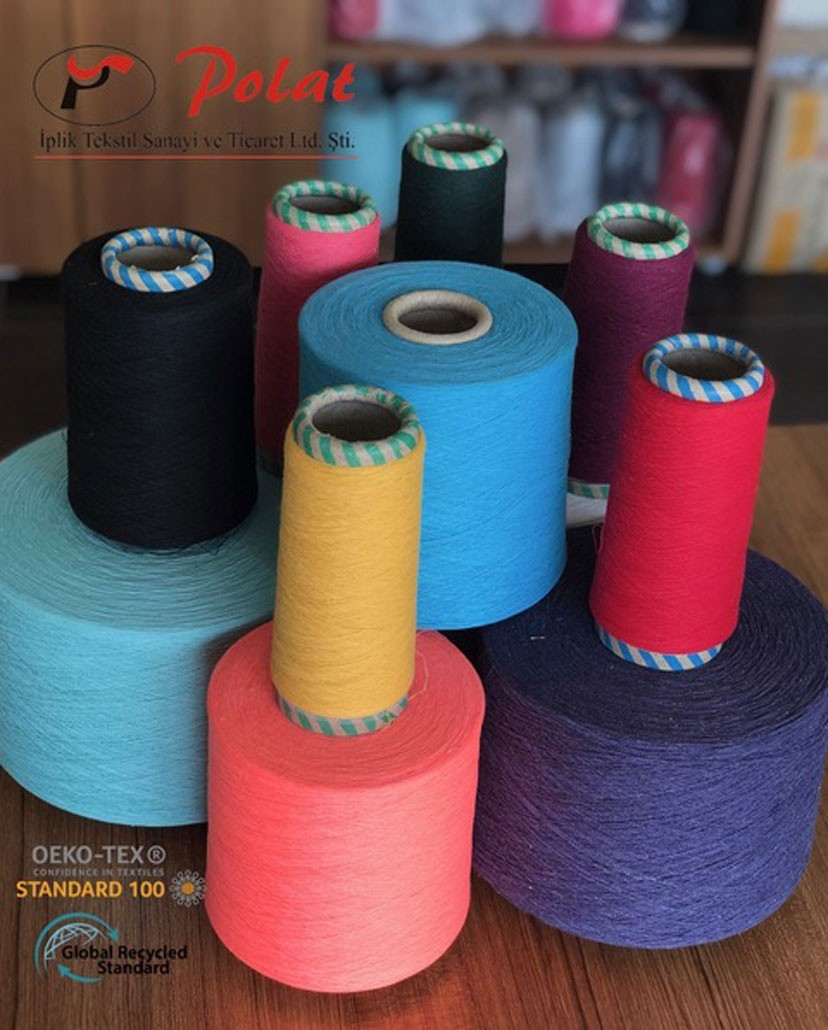 Polat Iplik Tekstil: Filati Sostenibili Di Alta Qualità