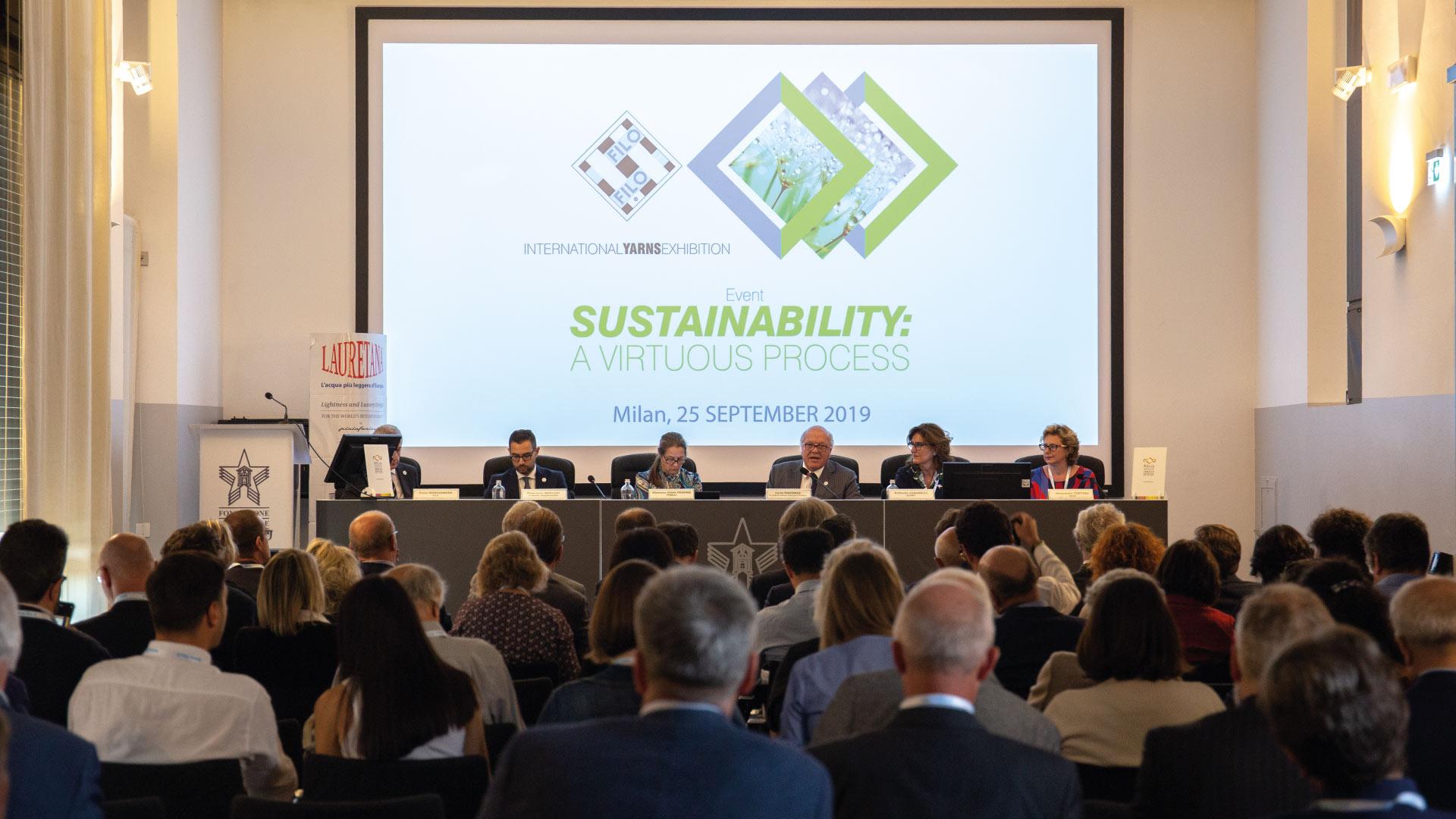 Filo N. 52: La Sostenibilità è Un Processo Virtuoso