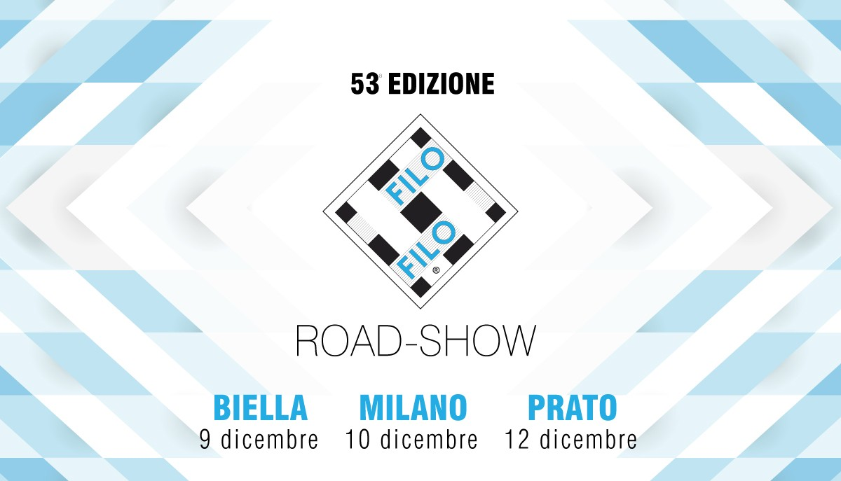 Save The Date: Il Road-show Di Filo In Dicembre