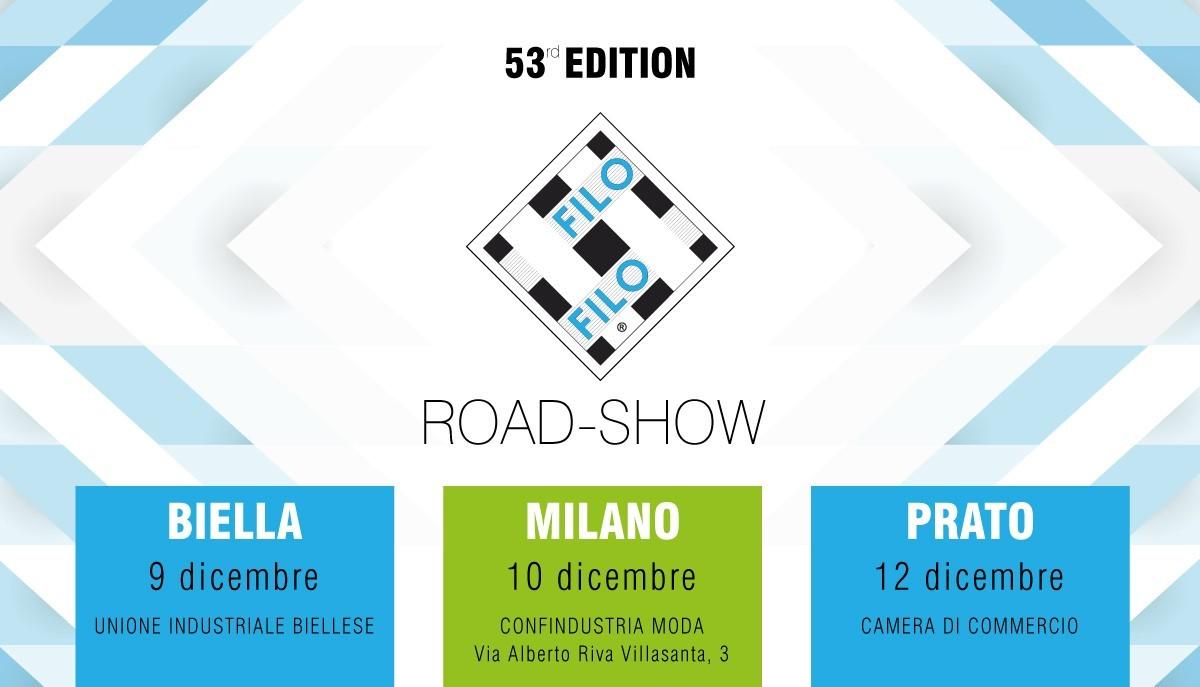 Verso Filo N. 53: La Settimana Del Road-show