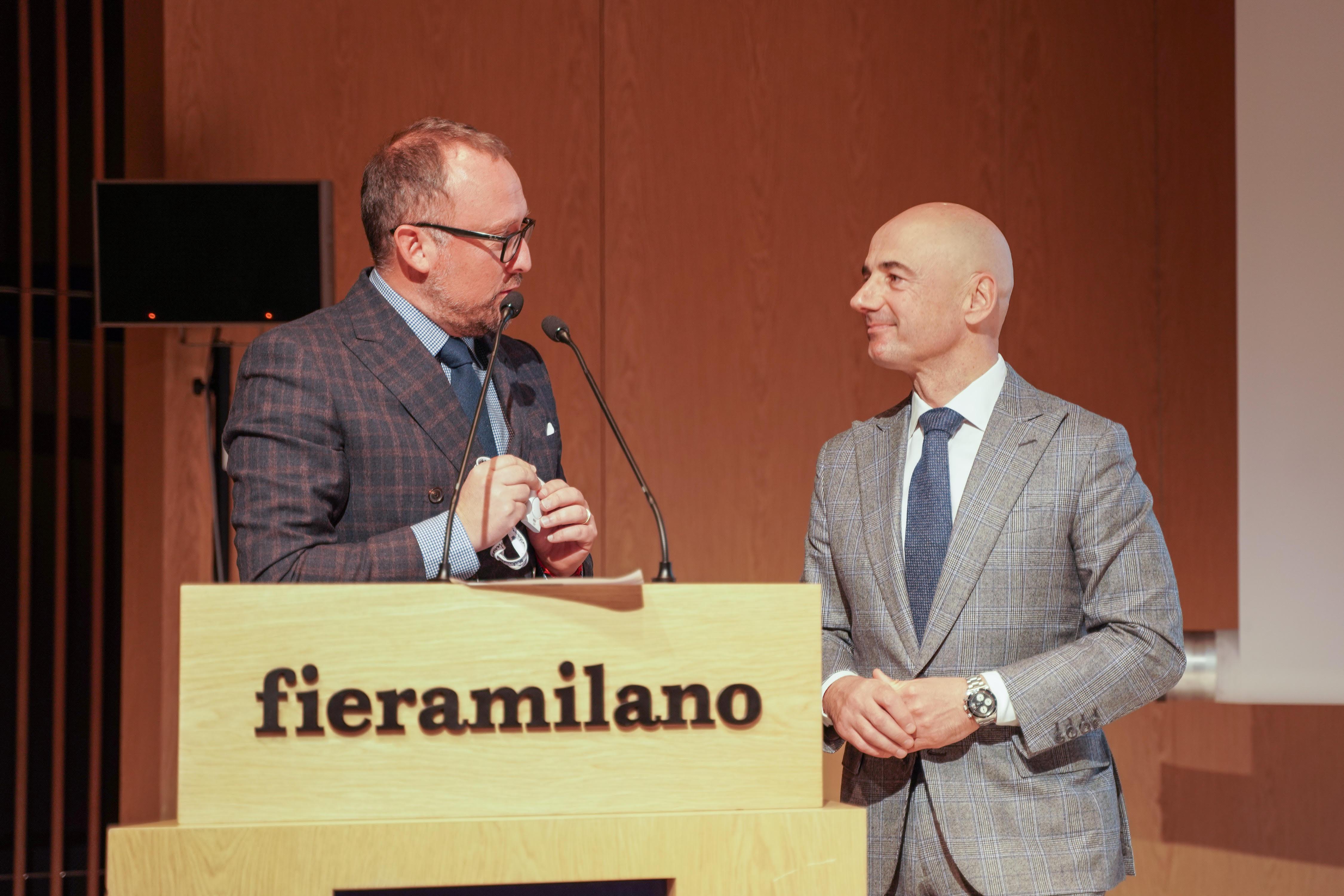 Barberis Canonico Is The New Chairman Of Milano Unica